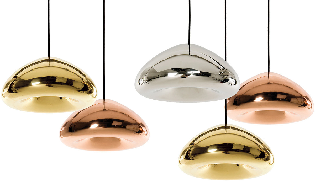 Tom Dixon Void Pendants