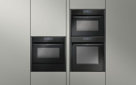 Neff 2021 Compact 45cm Ovens with Microwave C17MS32G0B