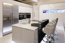 Kitchen Room Setting Display