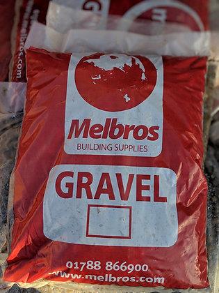 Gravel 20mm Poly Bag