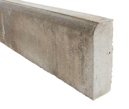 Concrete Edging Kerb Bullnosed 150x50mm 915mm EBN Fig 13