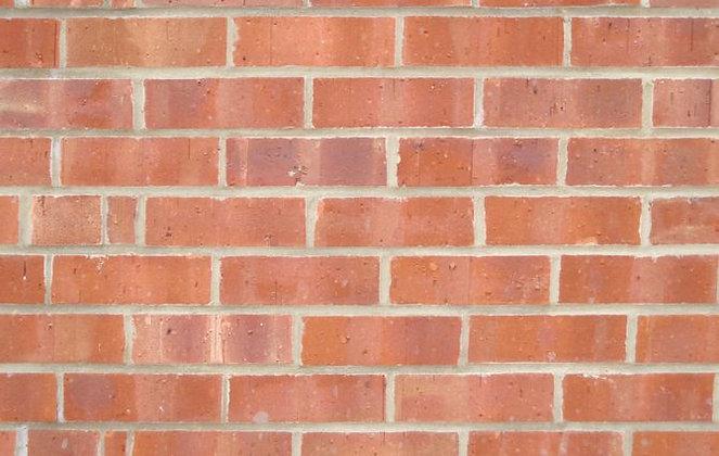 Northcot Multi Red Rustic Facing Bricks 65mm (500pp)