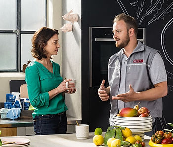 Why Choose Neff Kitchen Appliances at Kuche & Bagno