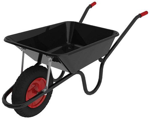 Steel Wheelbarrow 85L with Pneumatic Tyre