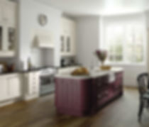 Mackintosh Kitchens at Kuche & Bagno