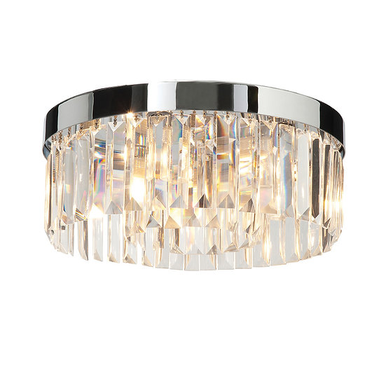 Kuche & Bagno Crystal Ceiling Light