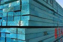 Blue Graded Treated Sawn Roofing Batten 25 x 50 x 4800mm