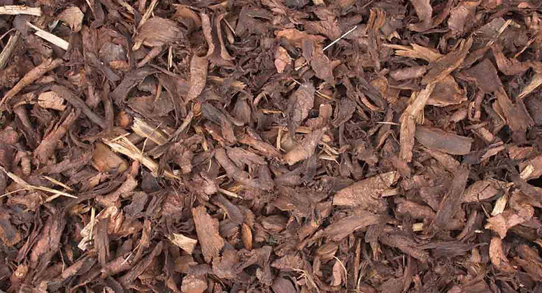 Landscaping Bark Chippings Half Bulk Bag