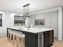 House 1 - Roxton - Kitchen