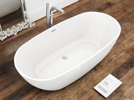 Waters Baths Brook2 Freestanding Bath