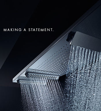 Why Choose Hansgrohe Brassware at Kuche & Bagno