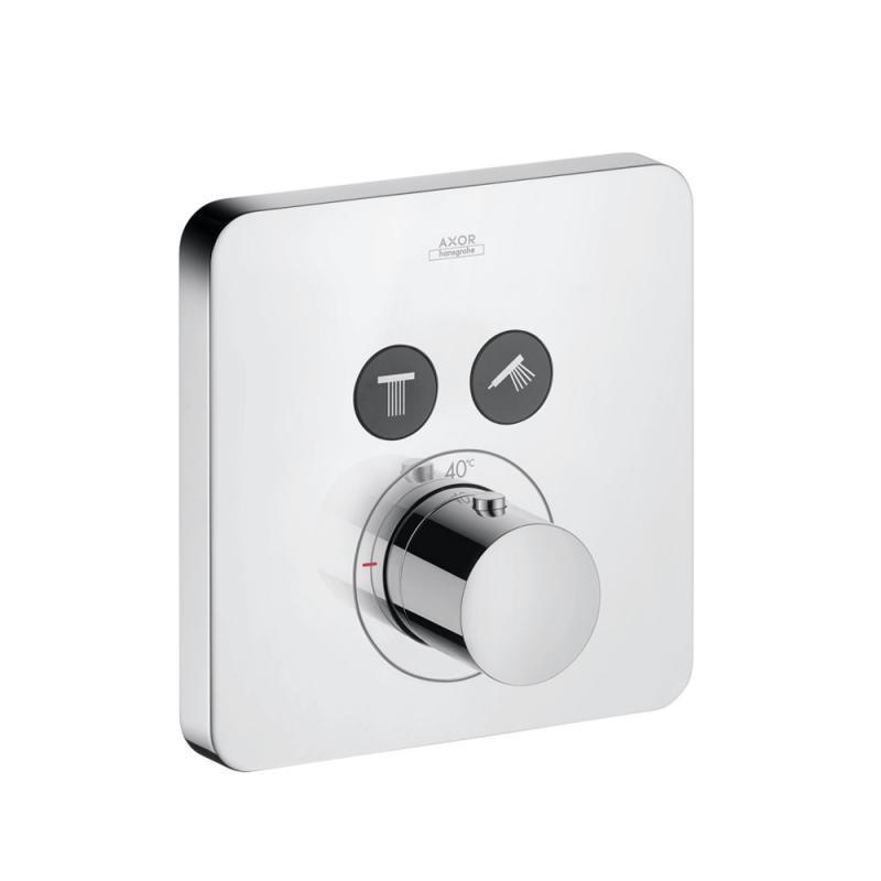 Hansgrohe Select thermostatic mixer