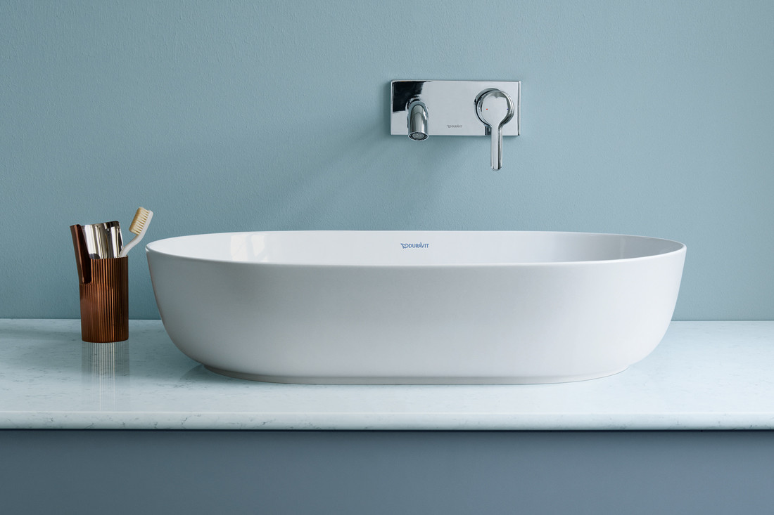 Duravit Luv Washbowl 800mm Ground Outer
