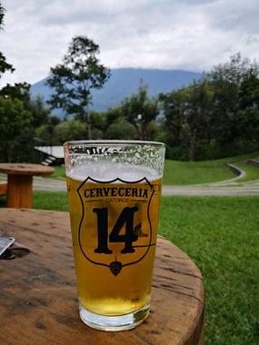 アンティグアのビール工場