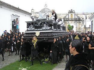 グアテマラ セマナサンタ