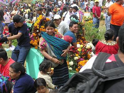 グアテマラの墓