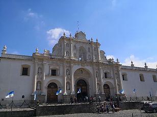アンティグア カテドラル教会