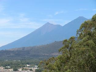 フエゴ火山 グアテマラ