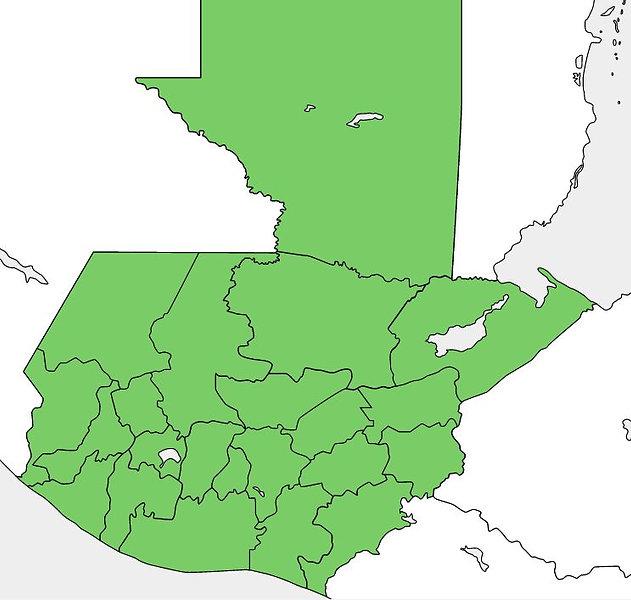 グアテマラ 地図 観光