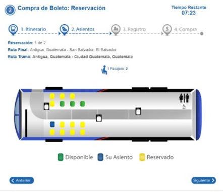 TICAバス 座席指定