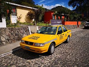空港からの送迎 グアテマラ