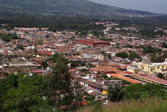 アンティグア グアテマラ 世界遺産