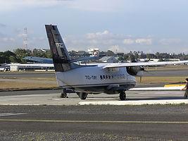 アウロラ空港、グアテマラ
