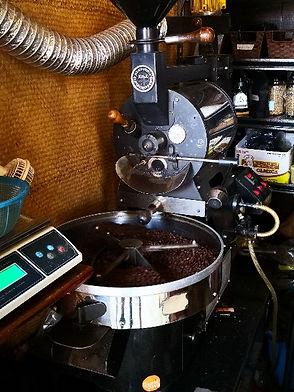 グアテマラ コーヒー豆 焙煎機