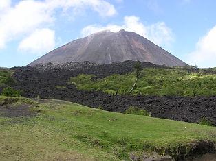 グアテマラ パカヤ火山