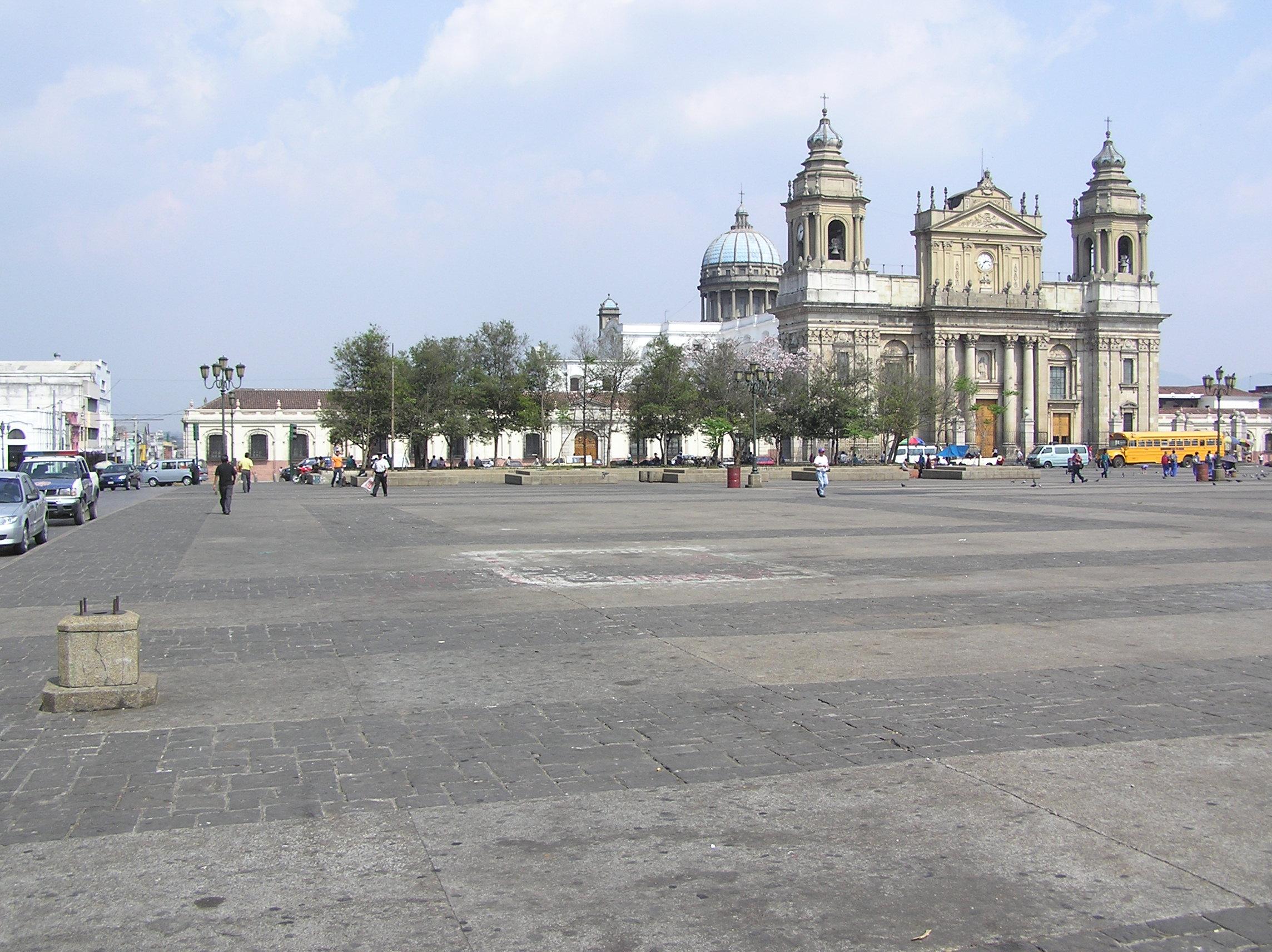 グアテマラシティー