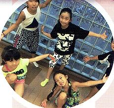 dance studio do-up ストリートダンス