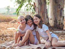 צילומי משפחה - משפ' קולינר