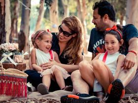 משפחת גרוסמן - צילומי משפחה