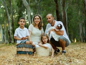 משפחת מחלב - צילומי משפחה