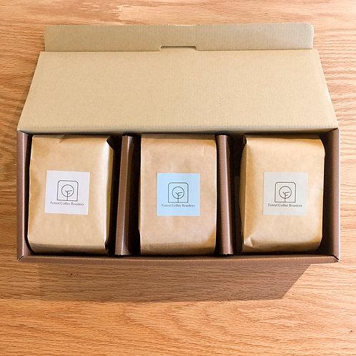 コーヒー豆 3種セット