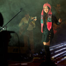 How a 14-year-old girl is making Quechua cool in Peru