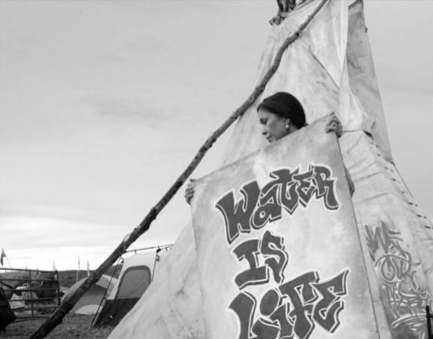 Covering Standing Rock