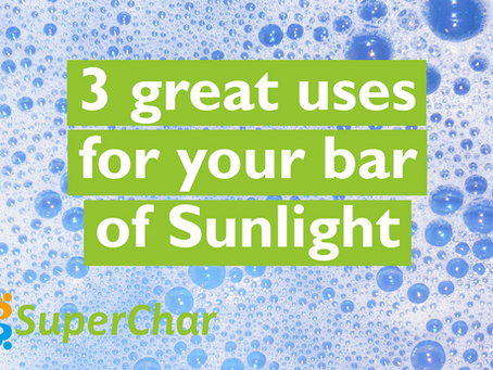 3 great uses for your bar of Sunlight