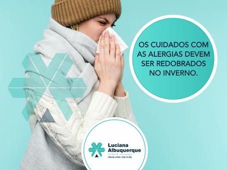 Inverno e Alergias