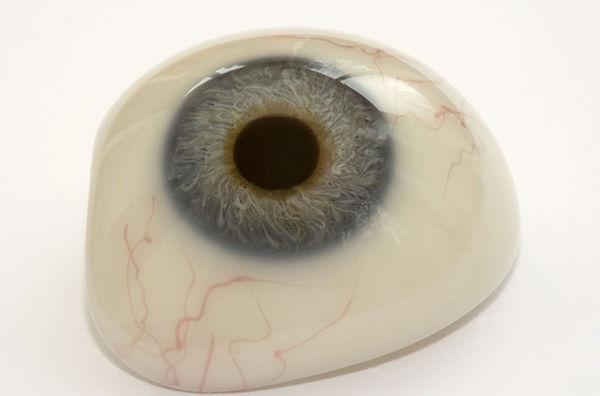 protese ocular