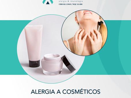 Alergia a Cosméticos