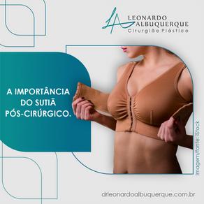 A importância do sutiã Pós-Cirúrgico