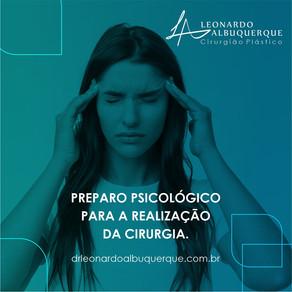 Cirurgia e preparo psicológico
