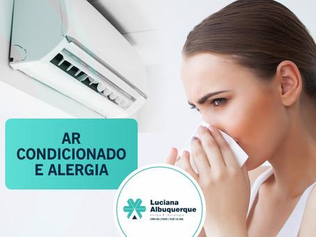 Ar Condicionado e Alergia