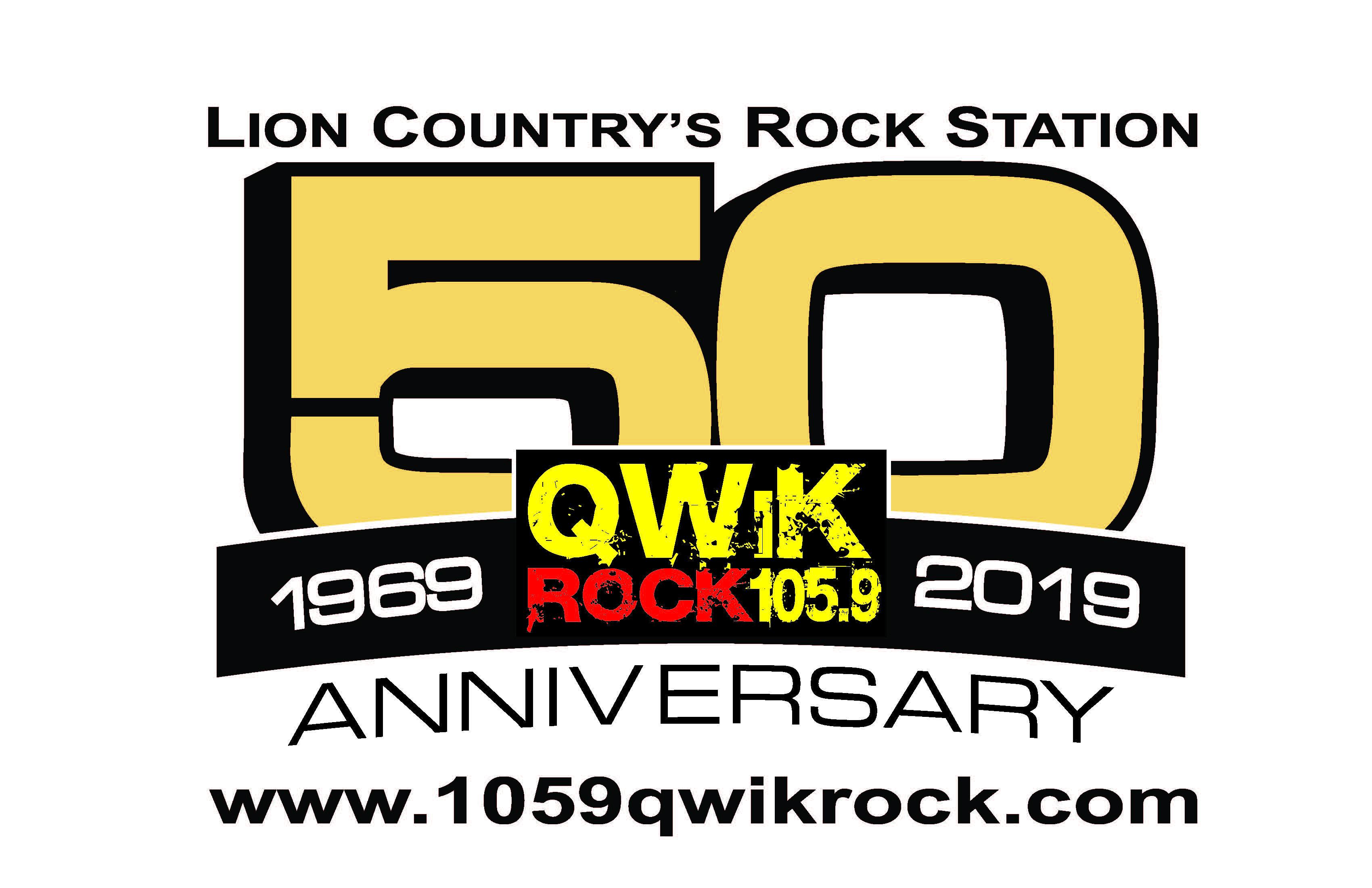 QWIKROCK 50TH Anniversary logo PDF