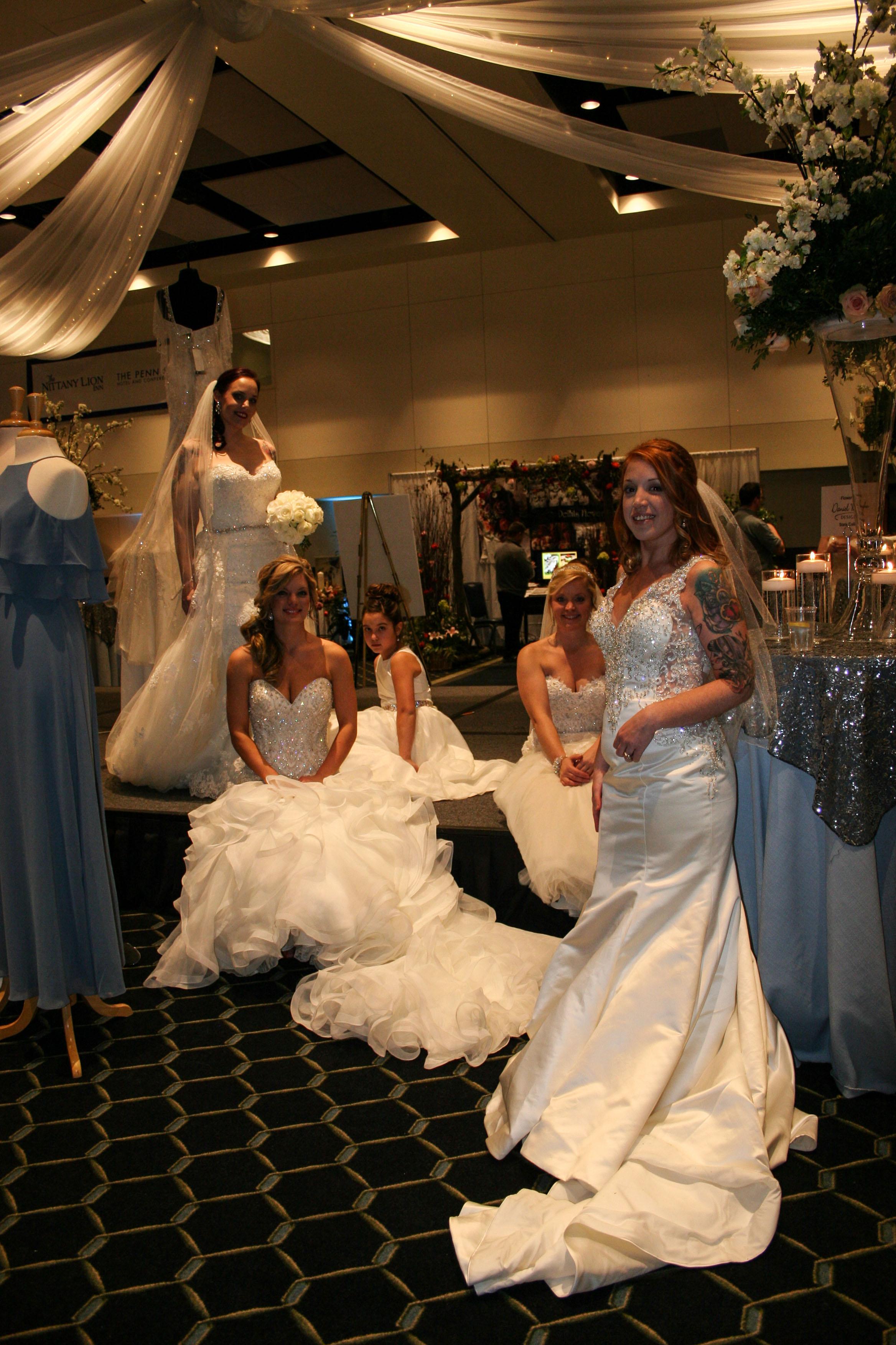More Model Brides
