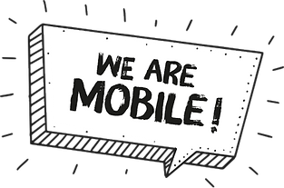 we ar mobile, gingerly, texte,