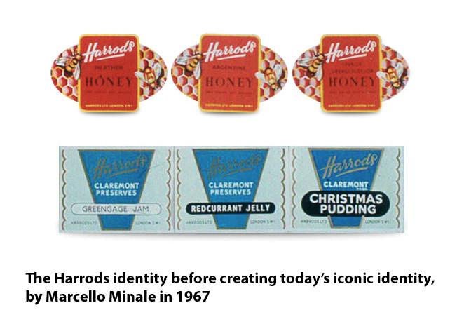 Harrods. Разработка бренда для самого известного универмага в мире.