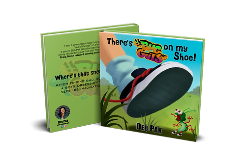There's Bug Guts on My Shoe! (eBook)