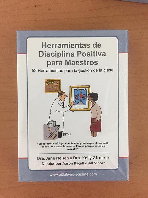 Herramientas de Disciplina Positiva para Mestros